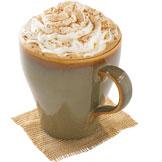 Mmm... the winning Pumpkin Spice Latte from Starbucks.